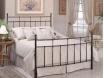 Metal Bed HE-106B